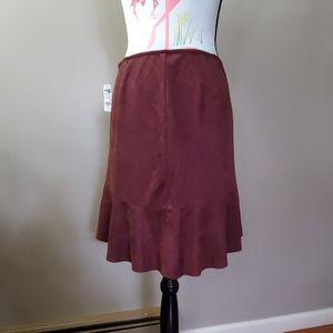 New beautiful ruffle skirt,